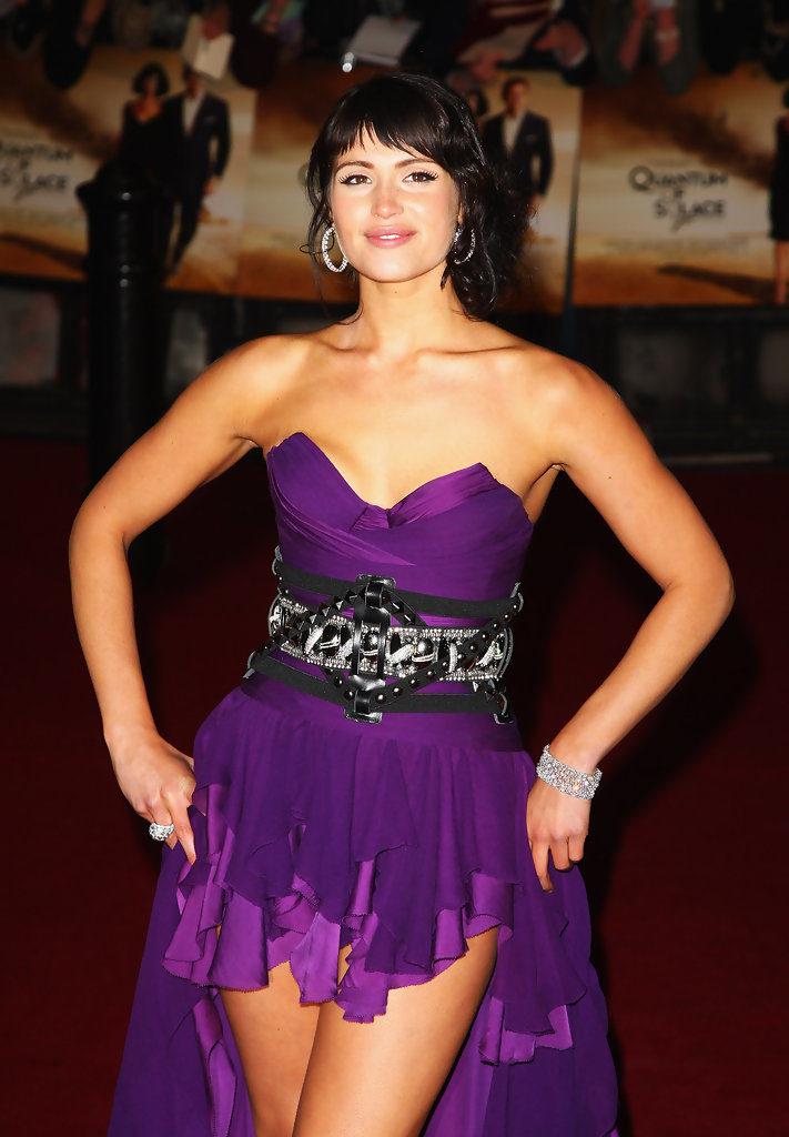 Gemma Arterton Leaked Pics