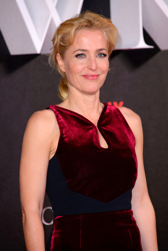 Gillian Anderson Event Images