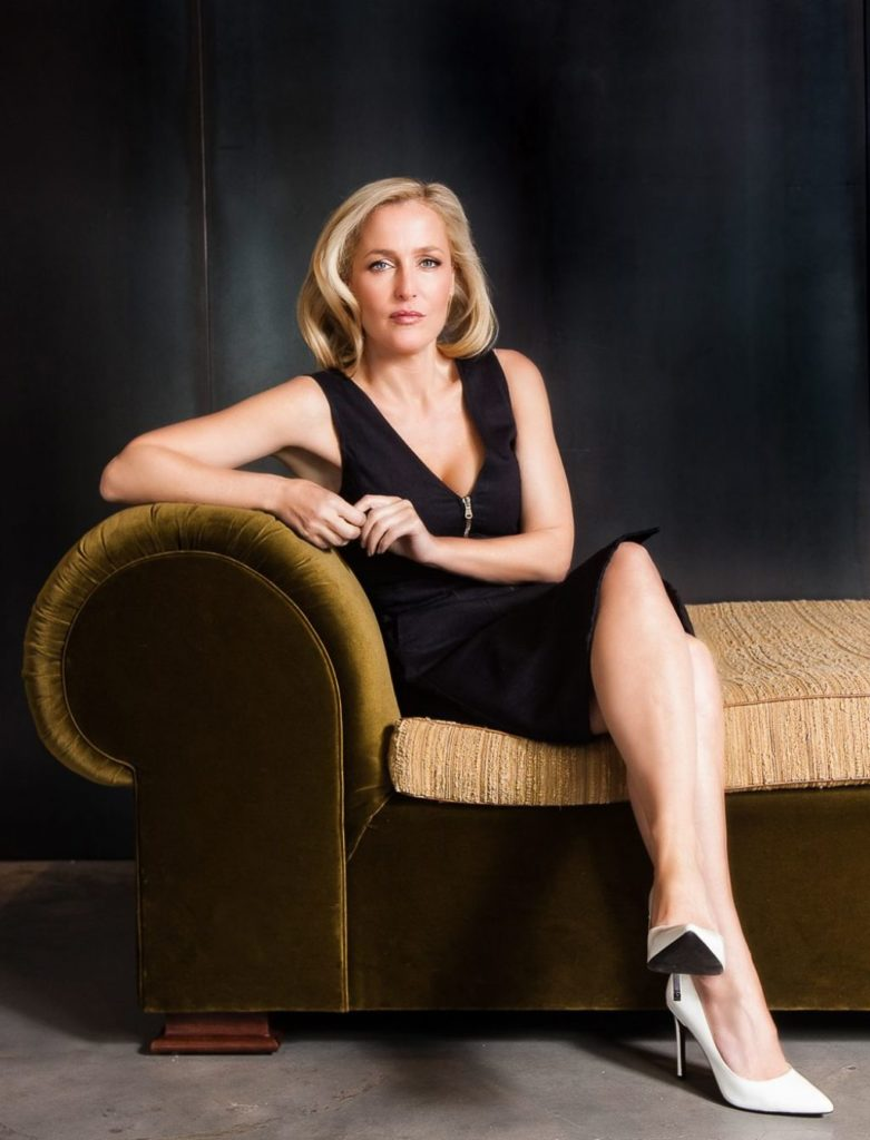 Gillian Anderson Feet Images