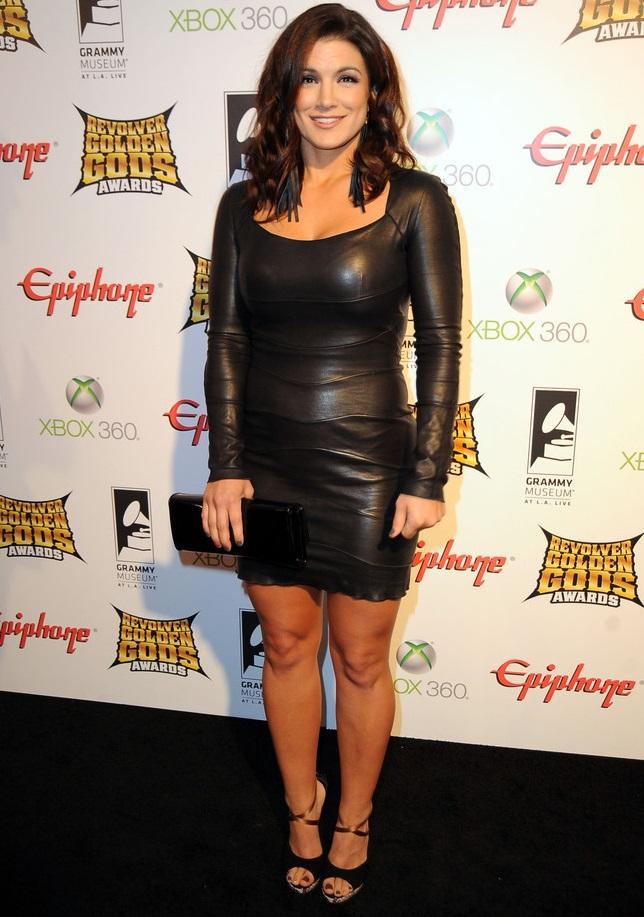 Gina Carano Legs Photos