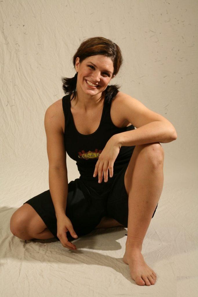 Gina Carano Legs Pics
