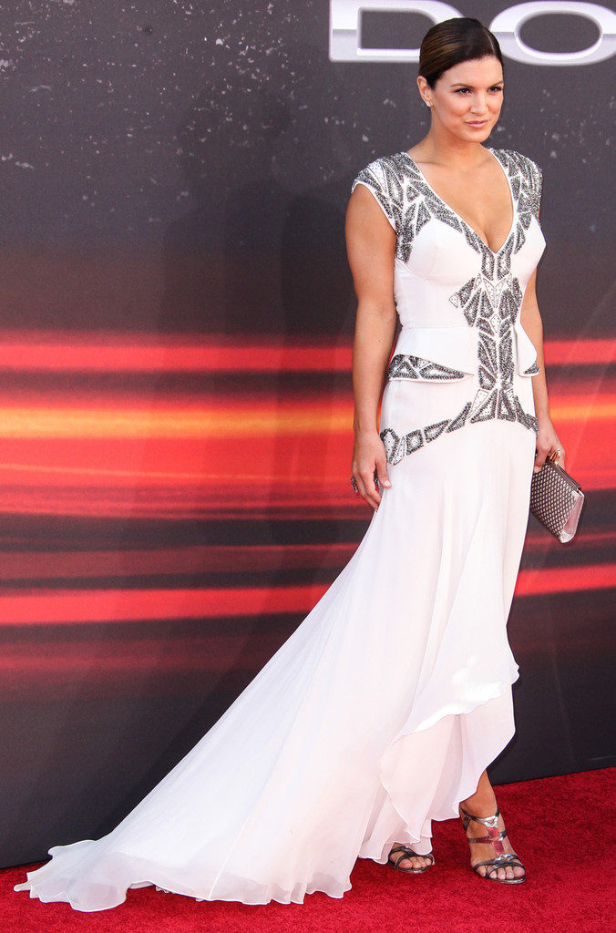 Gina Carano Redcarpet Images