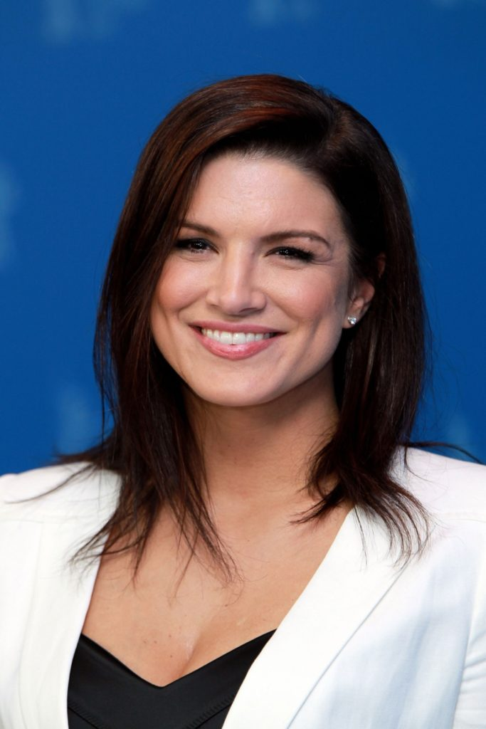 Gina Carano Smile Pictures