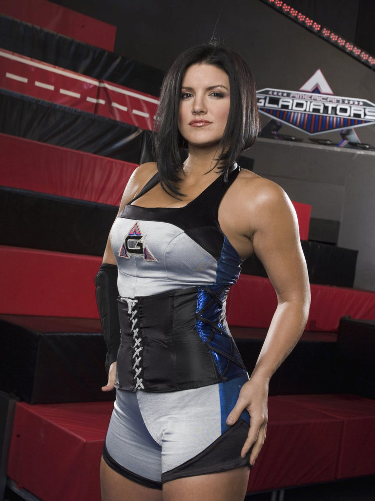 33 Hottest Gina Carano Bikini Sexy Pictures Show Her Legs Feet Beauty