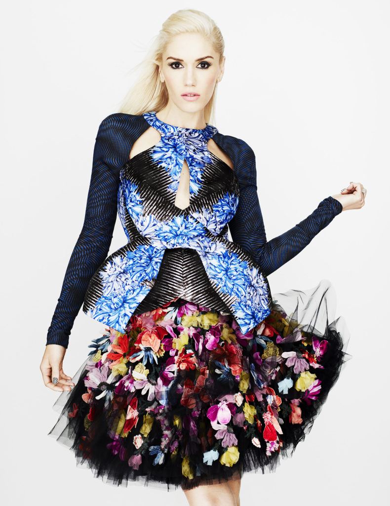 Gwen Stefani Body Wallpapers