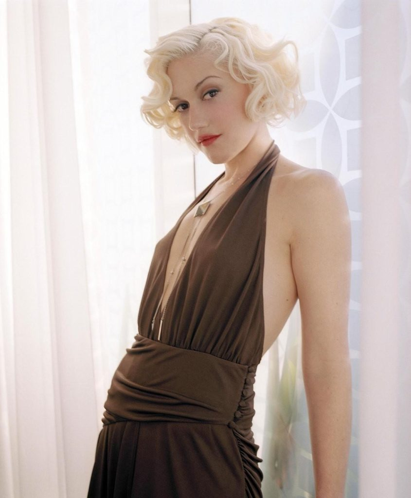 Gwen Stefani Muscles Pics