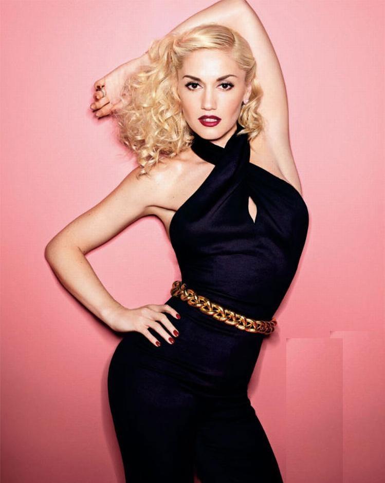 Gwen Stefani Muscles Wallpapers