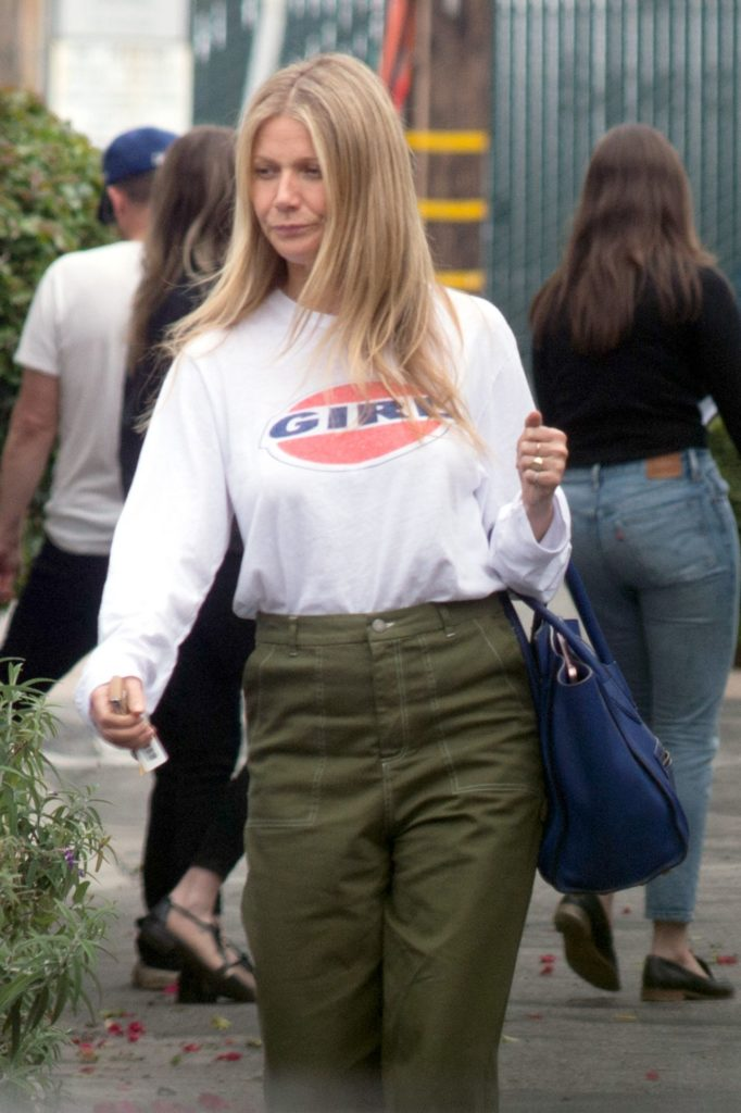 Gwyneth Paltrow Leggings Pics