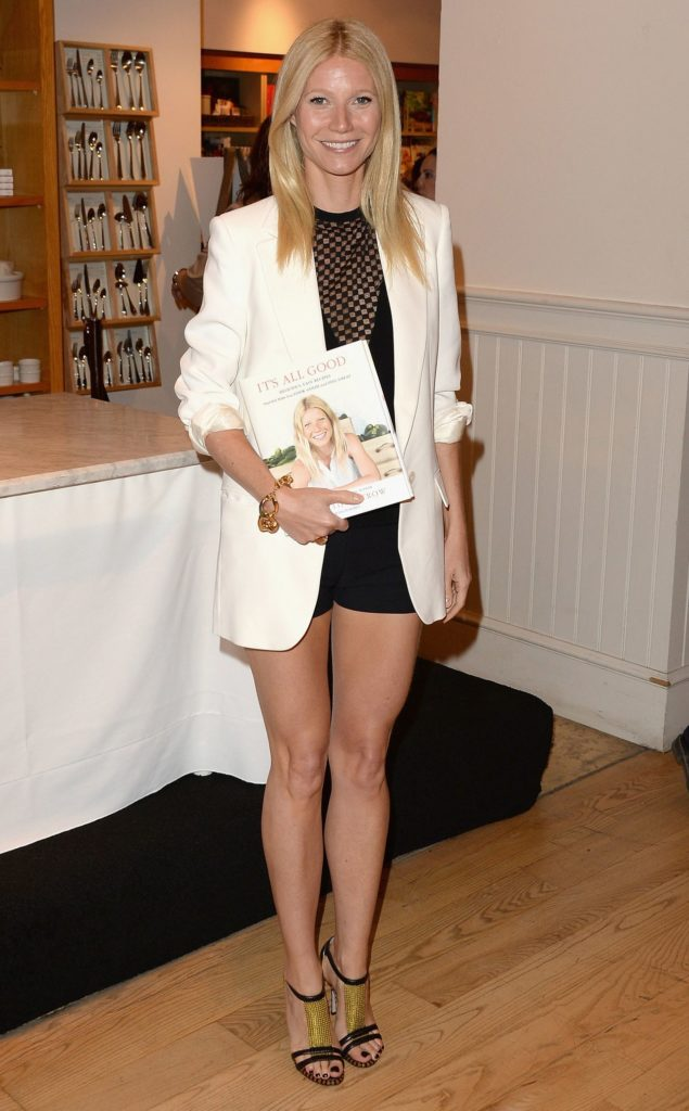 Gwyneth Paltrow Shorts Pictures