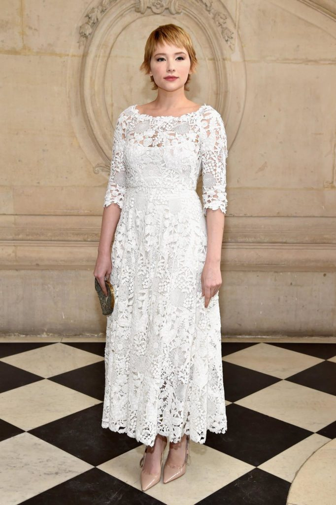 Haley Bennett Gown Images
