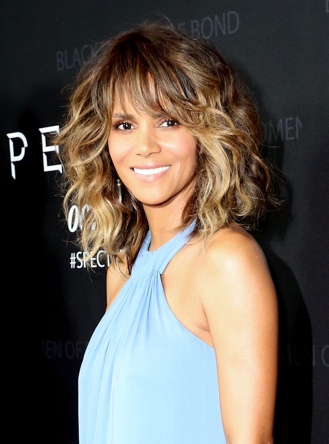 Halle Berry Muscles Photos