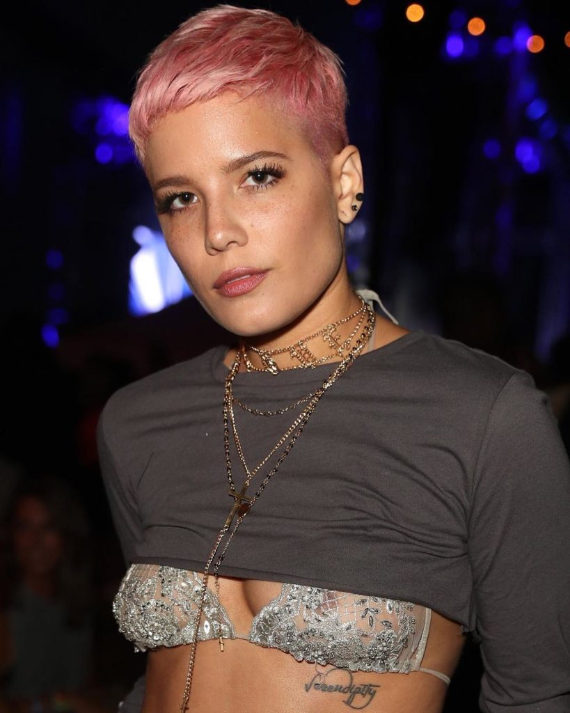 Halsey Leaked Images