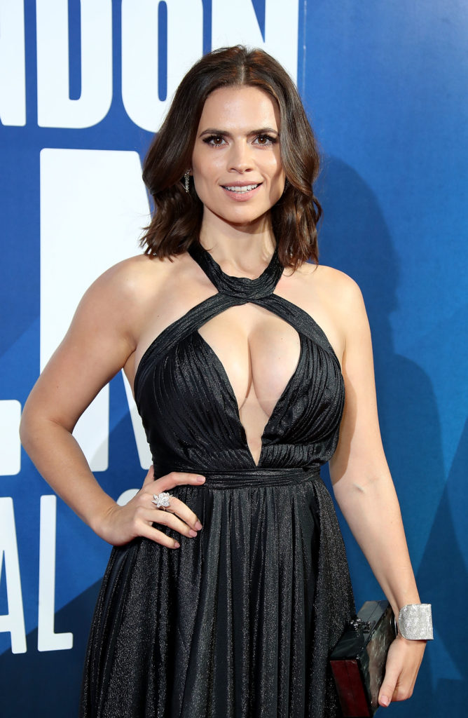 Hayley Atwell Event Images