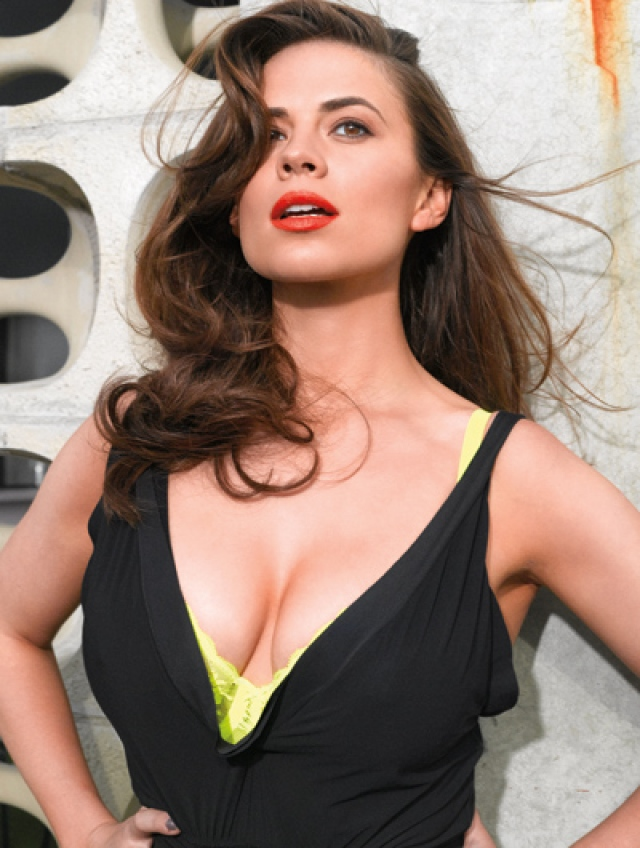 Hayley Atwell Undergarments Images