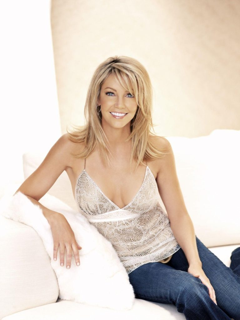 Heather Locklear Bold Photos