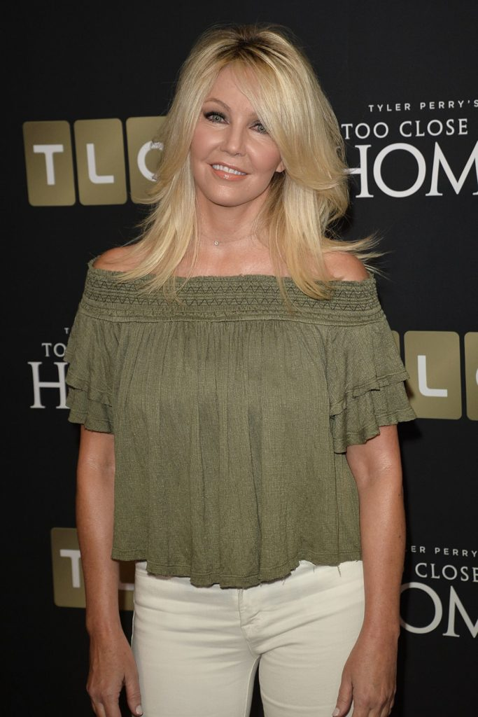 Heather Locklear Jeans Wallpapers