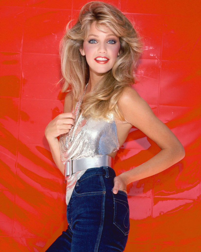 Heather Locklear Leggings Images
