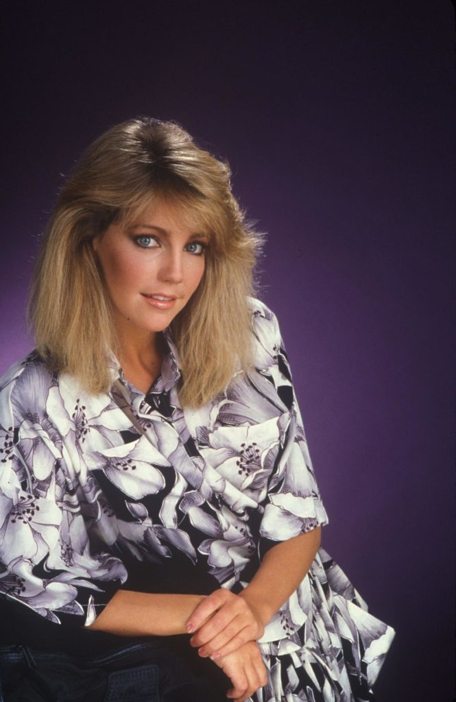 Heather Locklear Photoshoot