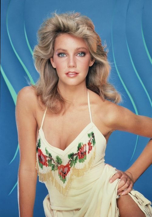 Heather Locklear Sexy Eyes Pics