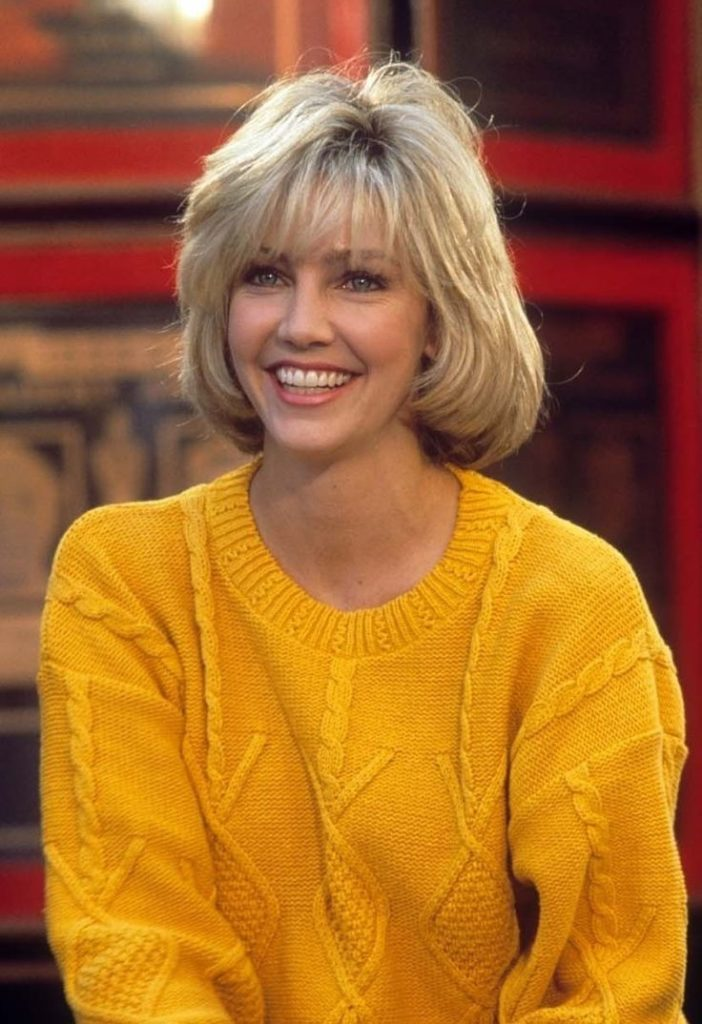 Heather Locklear Short Hair Images