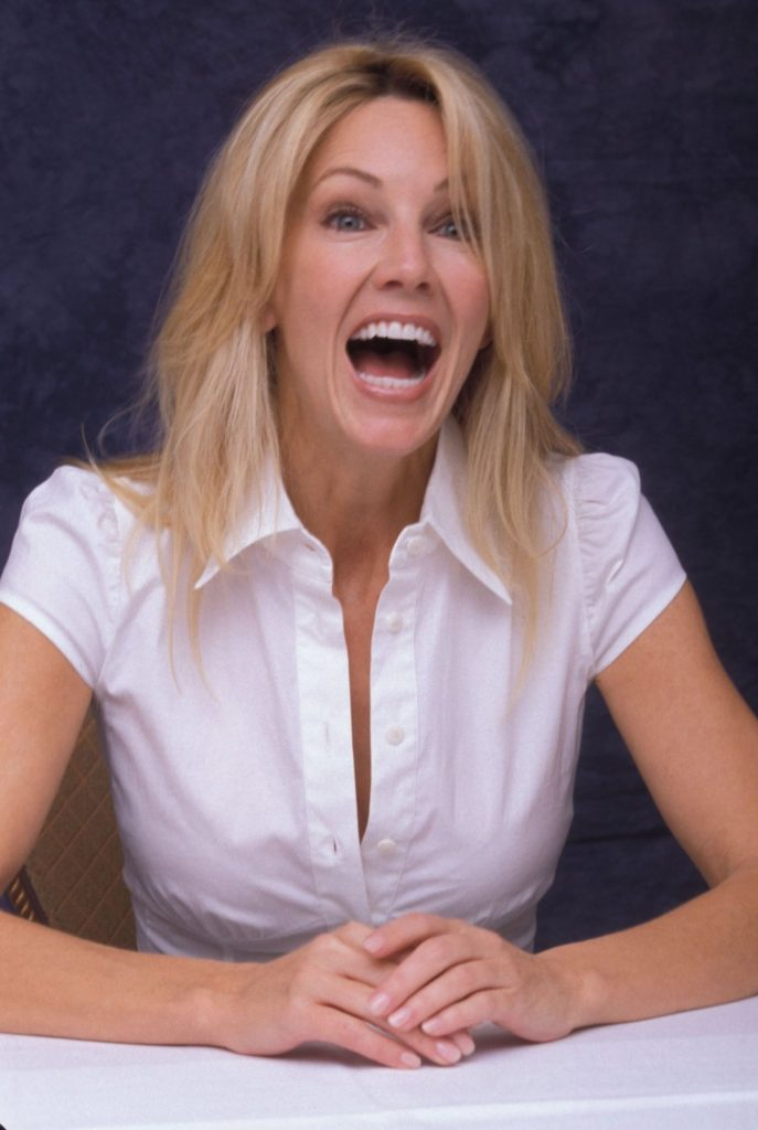 Heather Locklear Smile Images