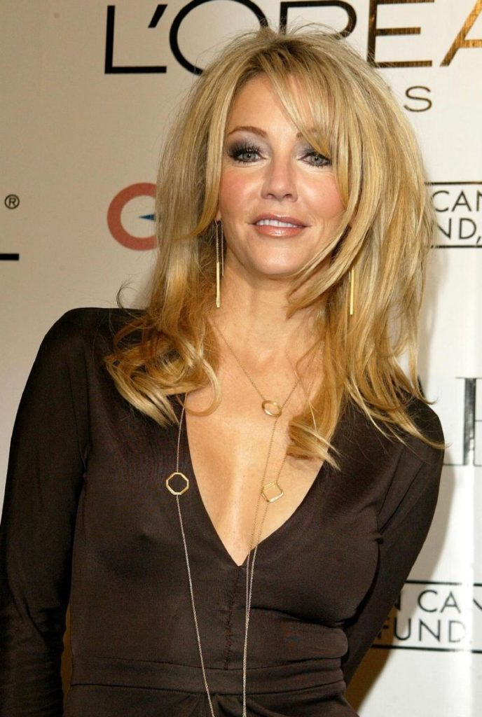 Heather Locklear Topless iamges