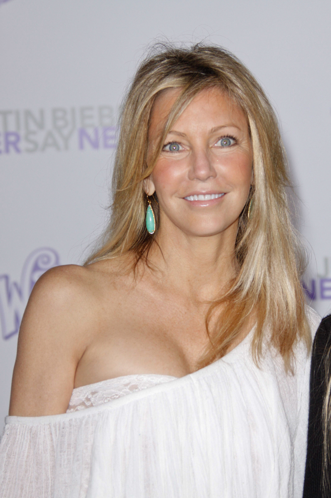 Heather Locklear Without bra Pictures