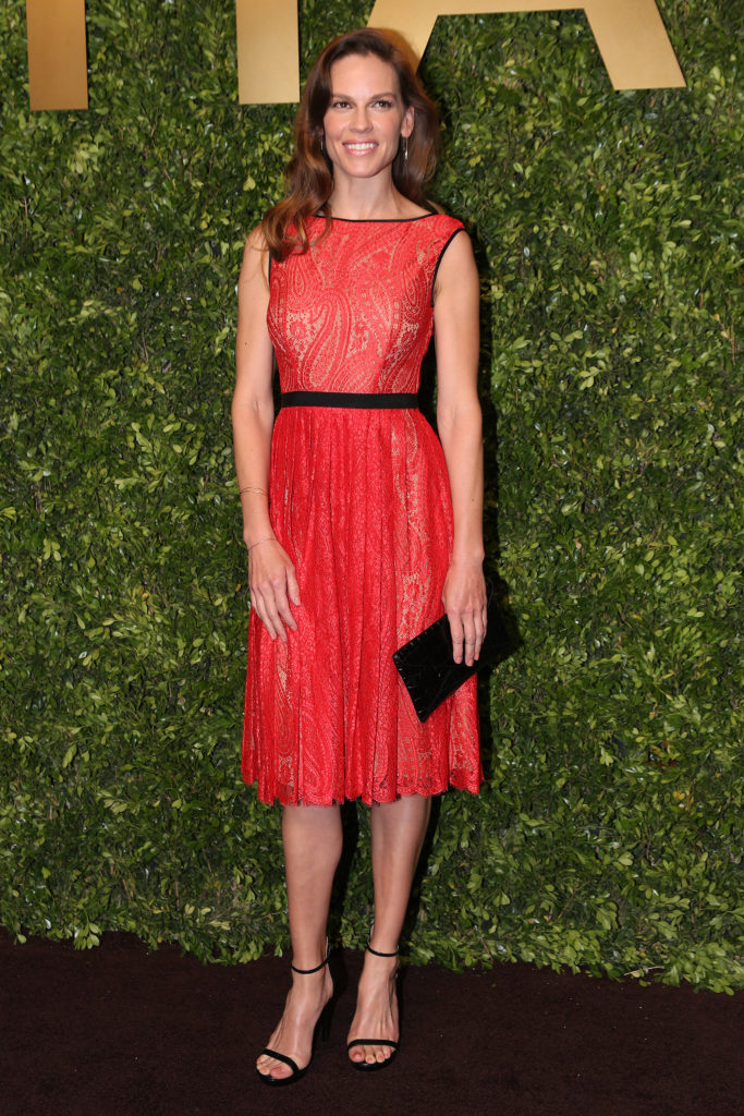 Hilary Swank Feet Pictures