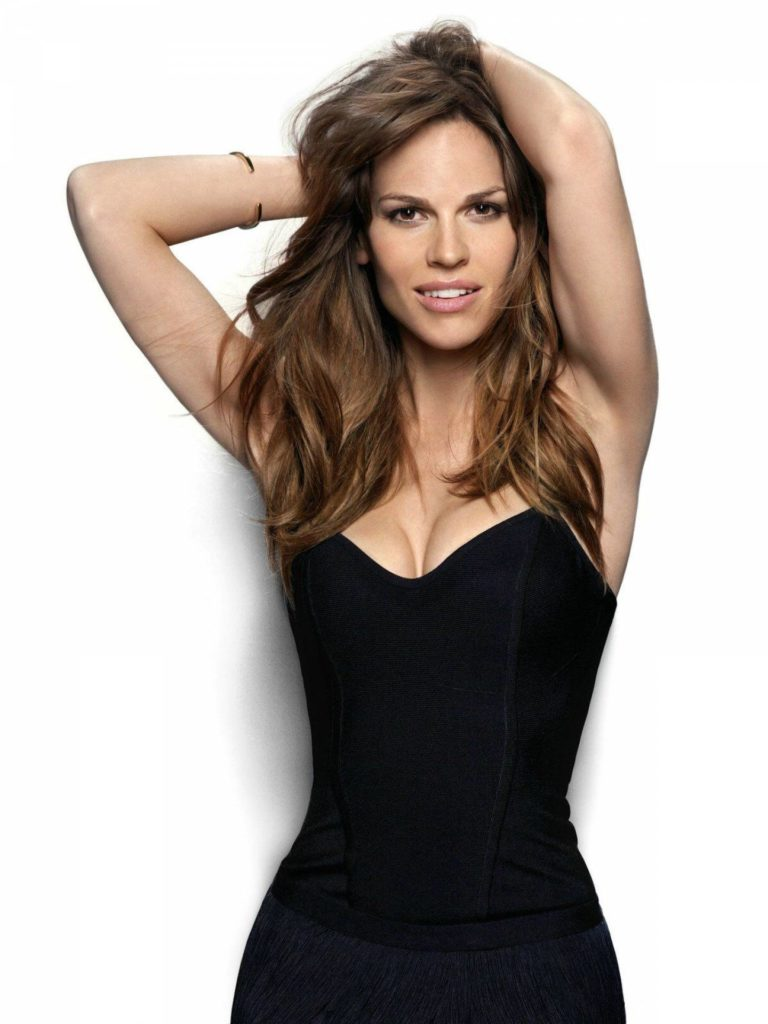 Hilary Swank Muscles Images