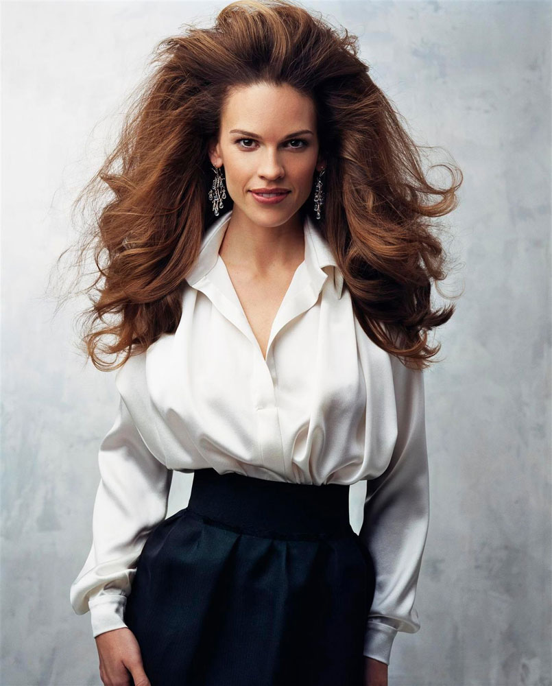 Hilary Swank Sexy Wallpapers