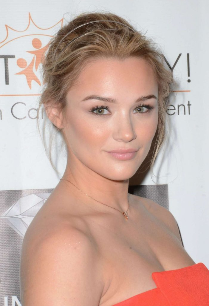 Hunter King Hair Style Images