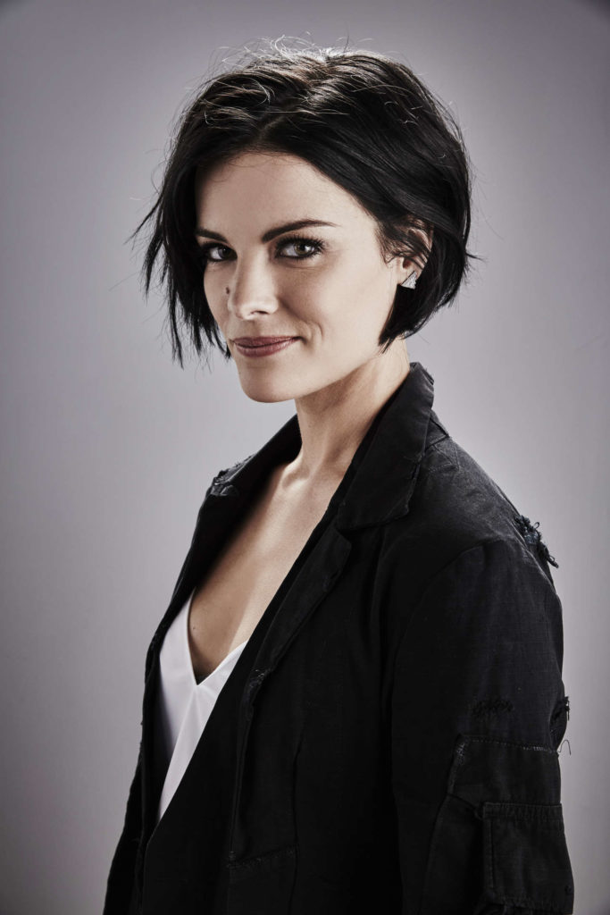 Jaimie Alexander Sexy Eyes Photos