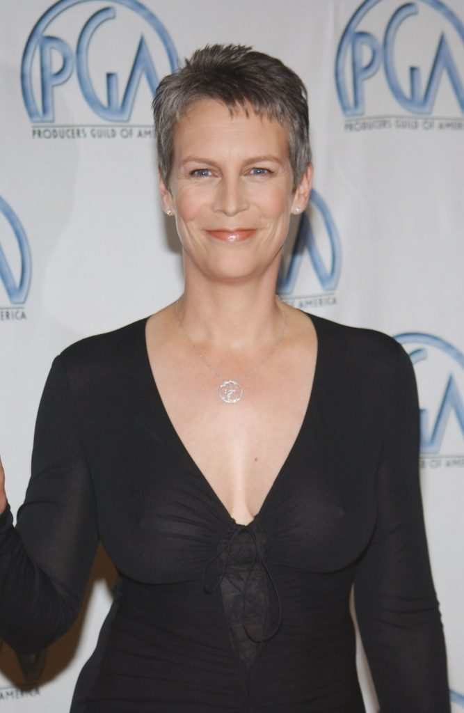 Jamie Lee Curtis Cute Smile Pics