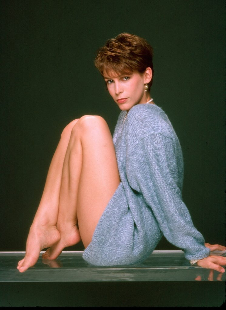 Jamie Lee Curtis Thigh Photos