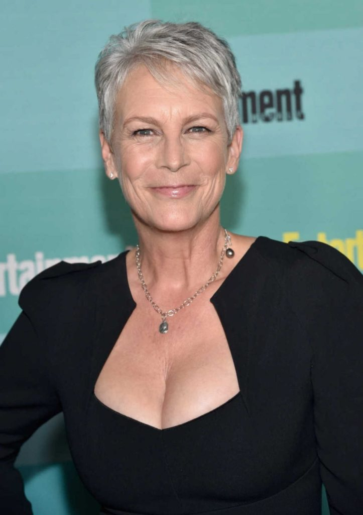 Jamie Lee Curtis Topless Images
