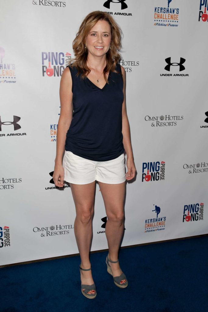 Jenna Fischer Feet Images