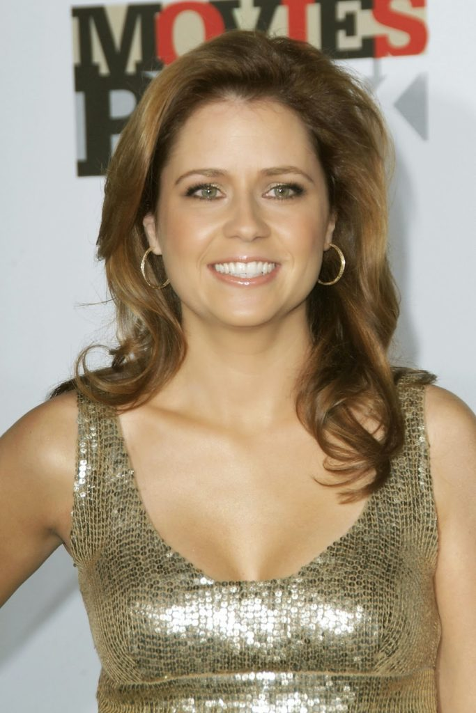 Jenna Fischer Oops Moment Pics