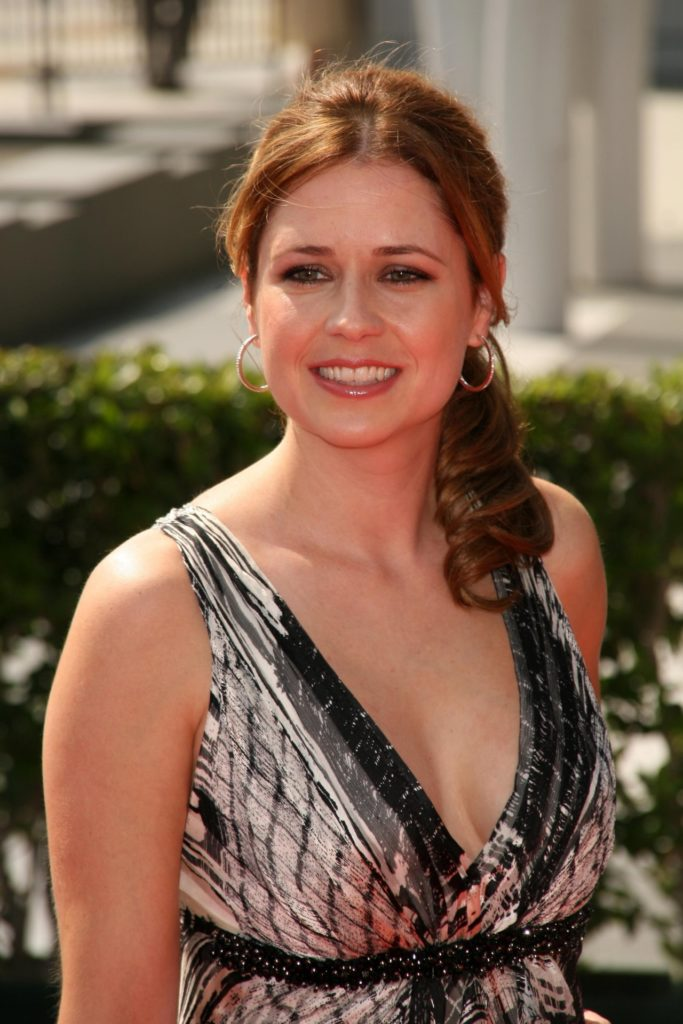 Jenna Fischer Oops Moment Pictures