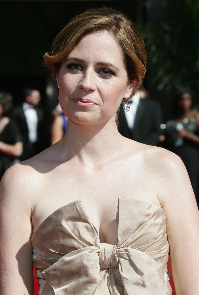 Jenna Fischer Topless Images