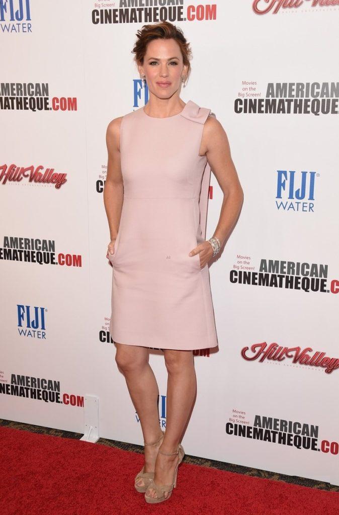 Jennifer Garner Feet Photos