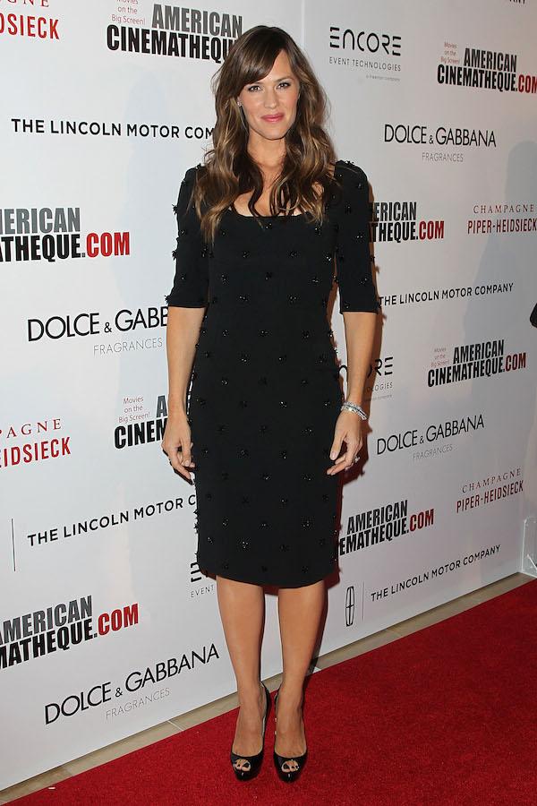 Jennifer Garner Feet Pictures