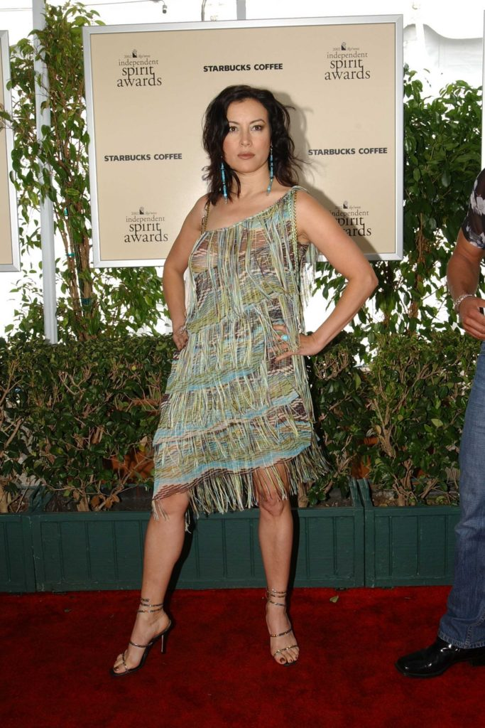 Jennifer Tilly Oops Moment Wallpapers