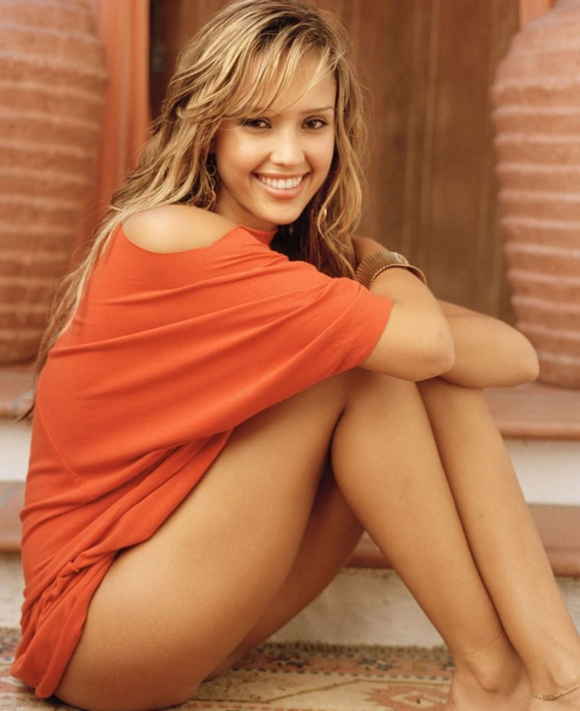 Jessica Alba Butt Photos