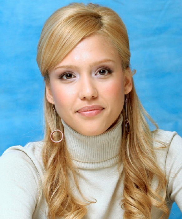 Jessica Alba makeup Photos