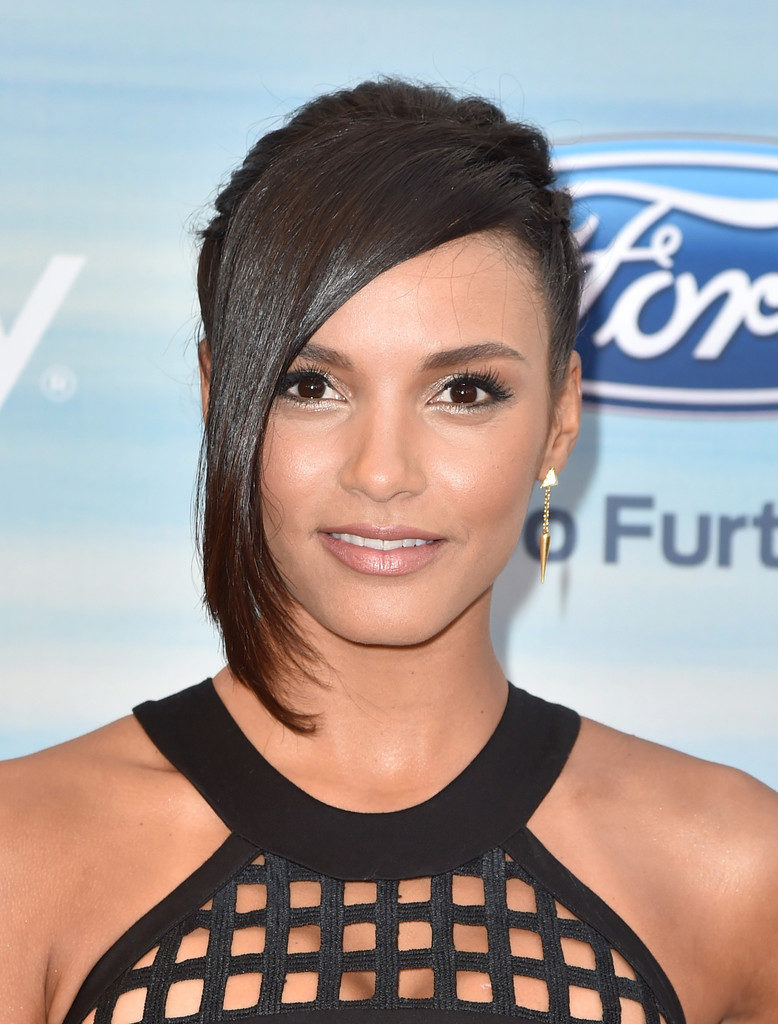 Jessica Lucas Makeup Photos