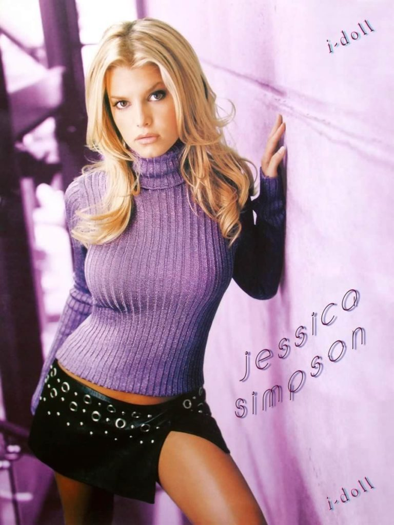 Jessica Simpson Body Wallpapers