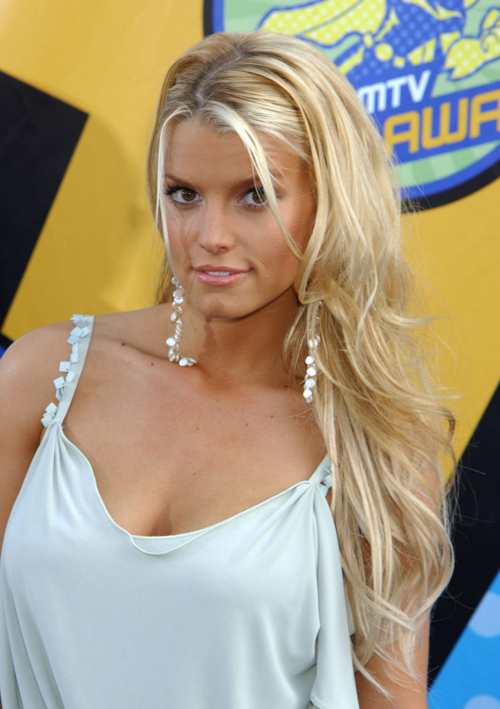 Jessica Simpson Sexy Eyes Pictures