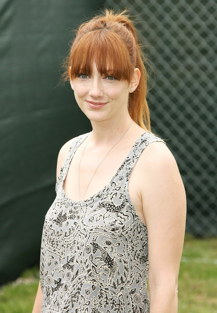 Judy Greer Short Hair Pictures