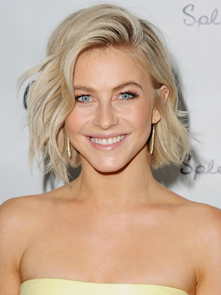 Julianne Hough Braless Pics