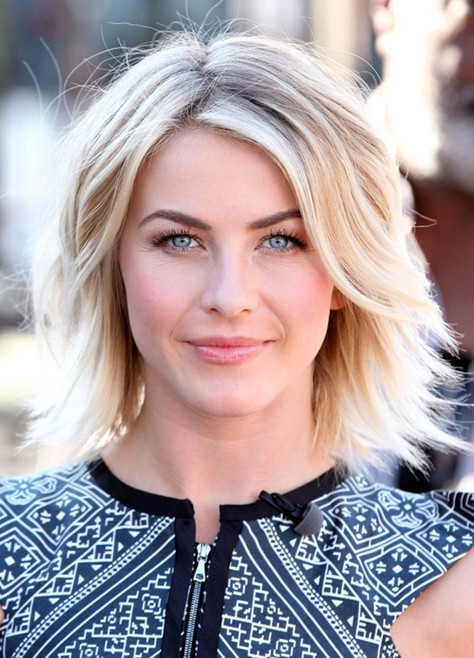Julianne Hough Shorts Hair Pics